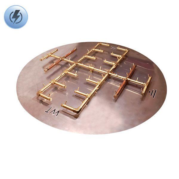 """450K BTU Round Electronic Crossfire Burner System - 60"""" image number 0"""