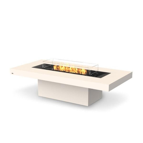 EcoSmart Fire Gin 90 Chat Height Gas Fire Pit Table image number 4