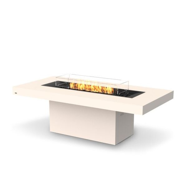 EcoSmart Fire Gin 90 Dining Height Gas Fire Pit Table image number 3