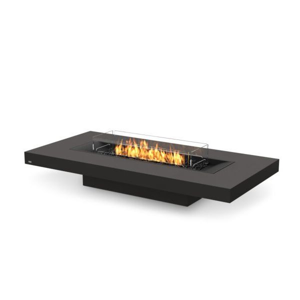 EcoSmart Fire Gin 90 Low Gas Fire Pit Table image number 2