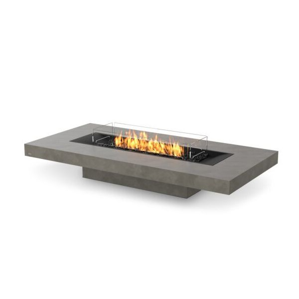 EcoSmart Fire Gin 90 Low Gas Fire Pit Table image number 3