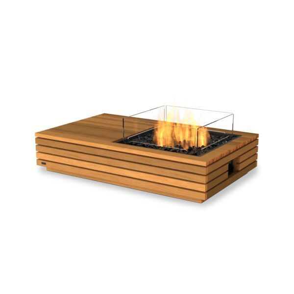 EcoSmart Fire Manhattan 50 Gas Fire Pit Table image number 1