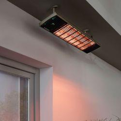 EcoSmart Fire Spot 1600 Watt Patio Heater