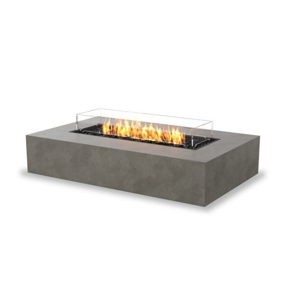 EcoSmart Fire Wharf 65 Gas Fire Pit Table image number 2
