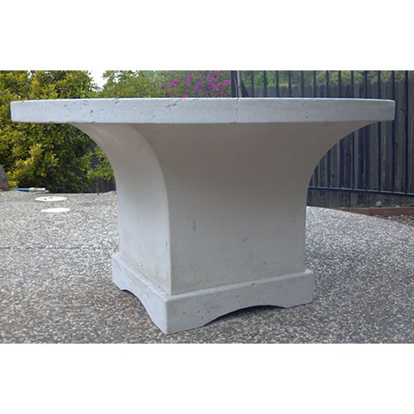 Mount Lassen Gas Fire Pit Table - Chat Height image number 1