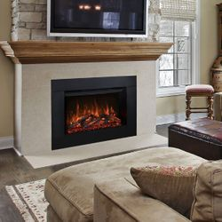 """Modern Flames Redstone Electric Fireplace Insert - 30"""""""