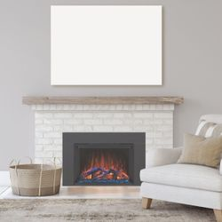 """Modern Flames Redstone Electric Fireplace Insert - 26"""""""