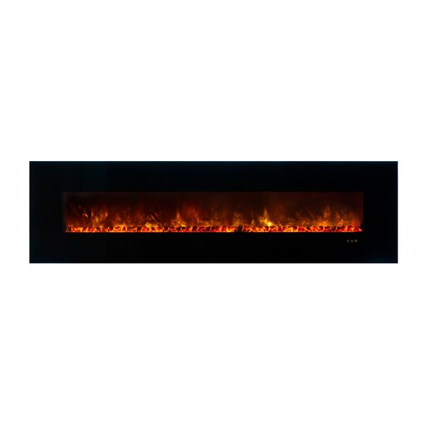 """Modern Flames Ambiance CLX2 Series Linear Electric Fireplace - 100"""" image number 1"""