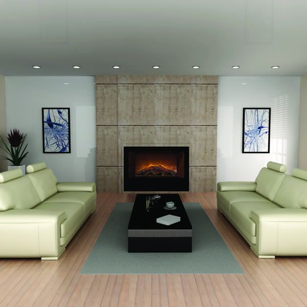 "Modern Flames Home Fire CBI Series Electric Fireplace - 42"" image number 1"