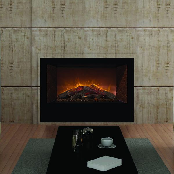 "Modern Flames Home Fire CBI Series Electric Fireplace - 42"" image number 0"