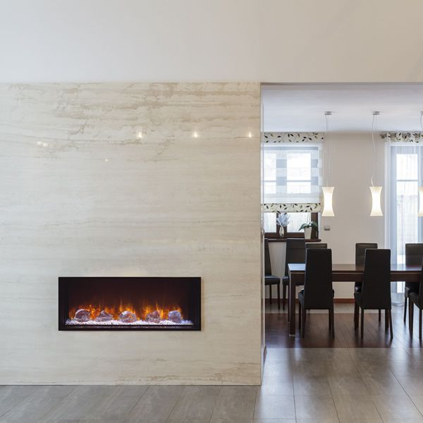 "Modern Flames Landscape Fullview Series Linear Electric Fireplace -40"" image number 0"