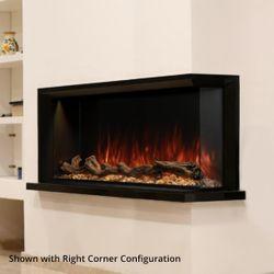 "Modern Flames Landscape Pro Multi-Side Electric Fireplace - 44"""