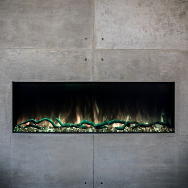 "Modern Flames Landscape Pro Slim Electric Fireplace - 44"" image number 0"