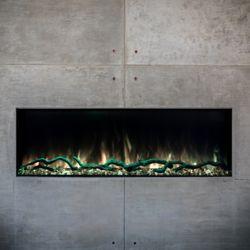"Modern Flames Landscape Pro Slim Electric Fireplace - 44"""