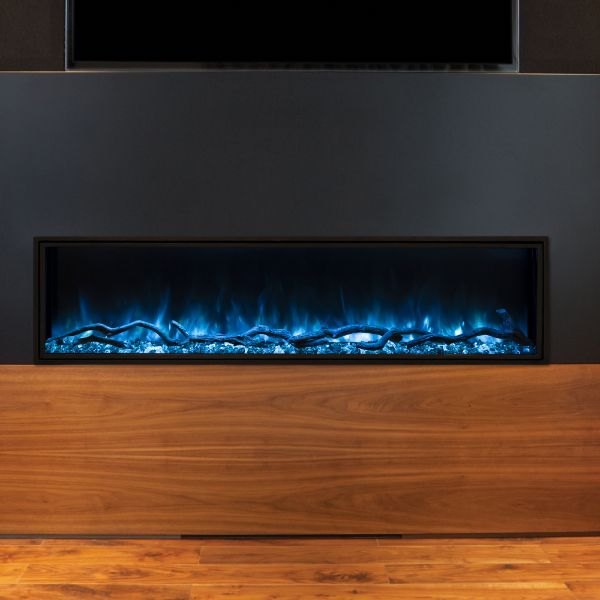 "Modern Flames Landscape Pro Slim Electric Fireplace - 68"" image number 0"
