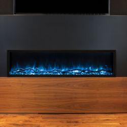 "Modern Flames Landscape Pro Slim Electric Fireplace - 68"""