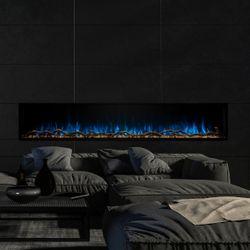 "Modern Flames Landscape Pro Slim Electric Fireplace - 80"""