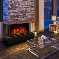 "Modern Flames Sedona Pro Multi-Side Electric Fireplace - 36"""