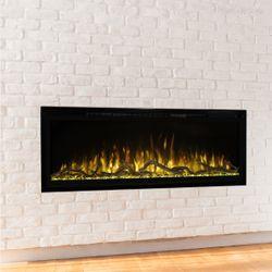 "Modern Flames 60"" Spectrum Slimline Electric Fireplace"