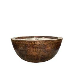 Prism Hardscapes Moderno I Copper Fire Bowl