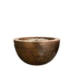 Prism Hardscapes Moderno III Copper Fire Bowl