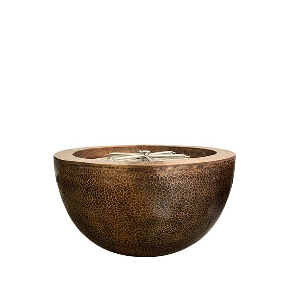 Prism Hardscapes Moderno III Copper Fire Bowl image number 0