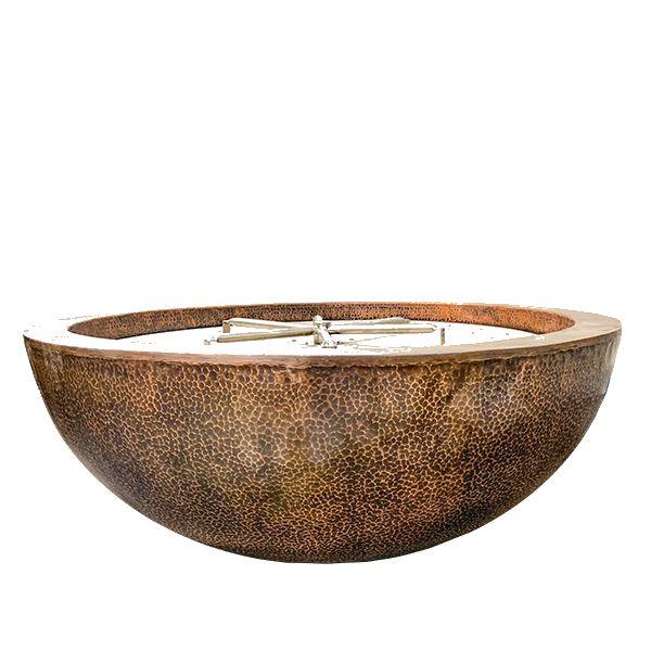 Prism Hardscapes Moderno IV Copper Fire Bowl image number 0