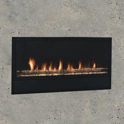 Monessen Artisan Contemporary Ventless Gas Fireplace