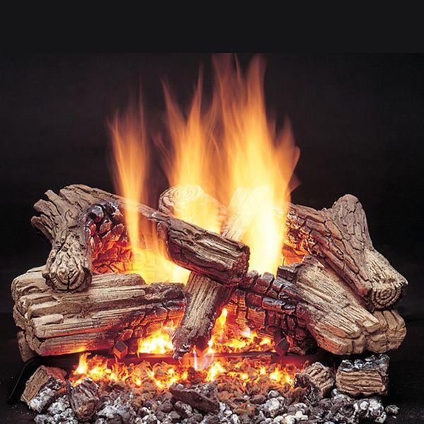 Majestic Duzy 3 Vented Gas Log Set image number 0