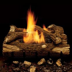Monessen Mountain Oak Ventless Gas Log Set