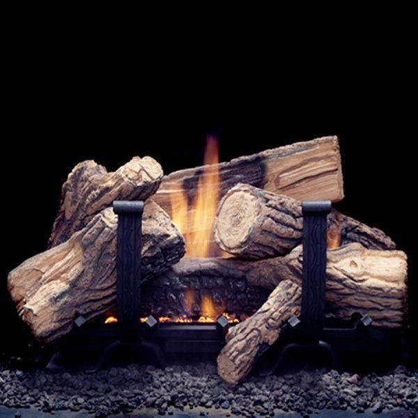 "Monessen Mojo Ventless Gas Log Set - 27"" image number 0"