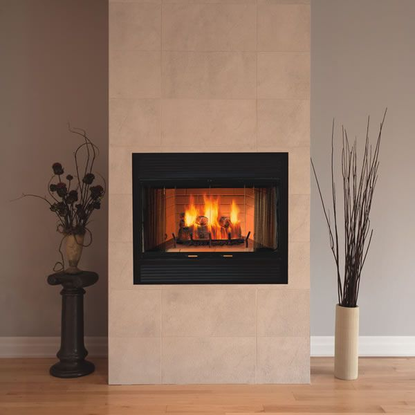 Majestic Sovereign Heat Circulating Wood Burning Fireplace image number 1