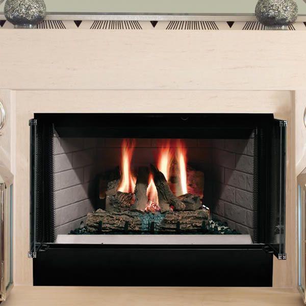 Majestic Sovereign Radiant Wood Burning Fireplace image number 0