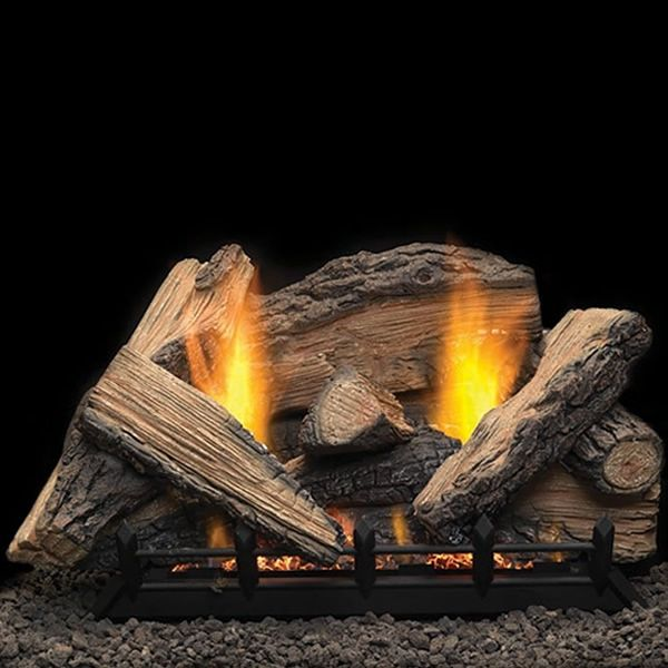 Monessen Stony Creek Ventless Gas Log Set image number 0