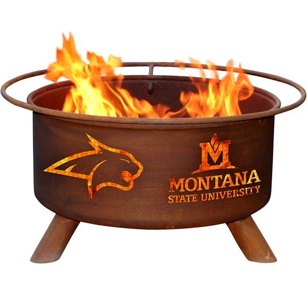 Montana State Fire Pit image number 0