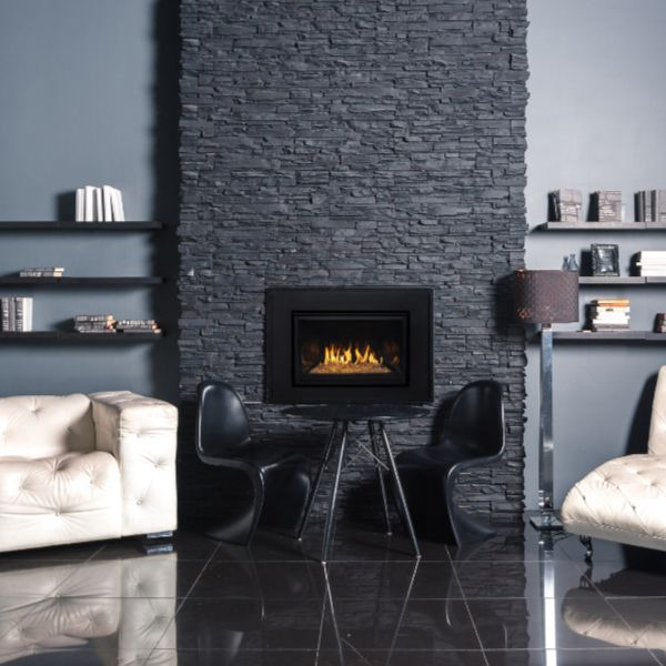 Montigo 34FID Direct Vent Gas Fireplace Insert- Contemporary image number 0