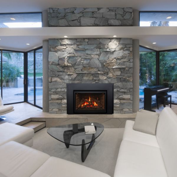 Montigo 34FID Direct Vent Gas Fireplace Insert - Traditional image number 0