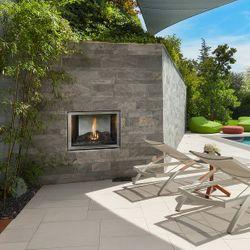 Montigo Divine H34VFO Ventless Outdoor Gas Fireplace