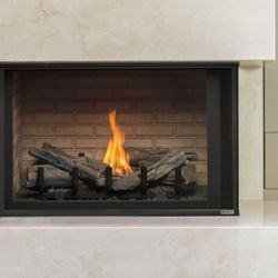 Montigo H38DFCL/CR Corner Direct Vent Gas Fireplace