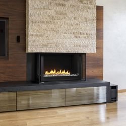 Montigo H38DFPRC Panorama Direct Vent Gas Fireplace
