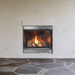 Montigo Divine H42VFO Ventless Outdoor Gas Fireplace