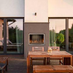 Montigo Divine HL38VFO Ventless Outdoor Gas Fireplace