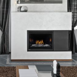 Montigo HLB34DF-2 Deluxe Direct Vent Gas Fireplace