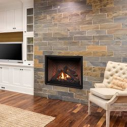 Montigo HW42DF Direct Vent Gas Fireplace - NG