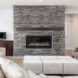 Montigo PL38DF Direct Vent Gas Fireplace
