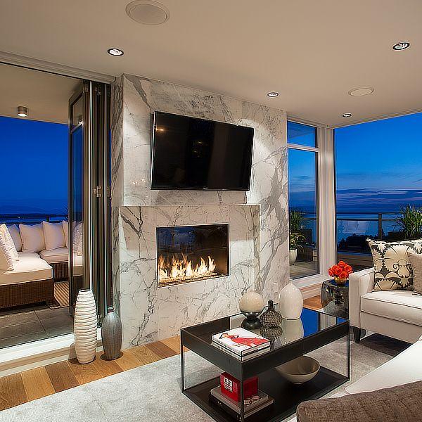 Montigo Exemplar Indoor/Outdoor R324STIO DV Fireplace image number 0