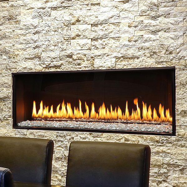 Montigo R320 Direct Vent Linear Gas Fireplace image number 0