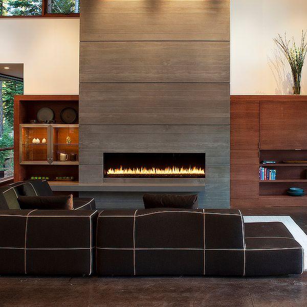 Montigo R520 Direct Vent Linear Gas Fireplace image number 0