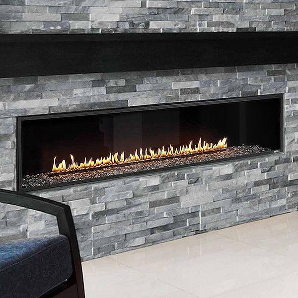 Montigo R720 Direct Vent Linear Gas Fireplace image number 0