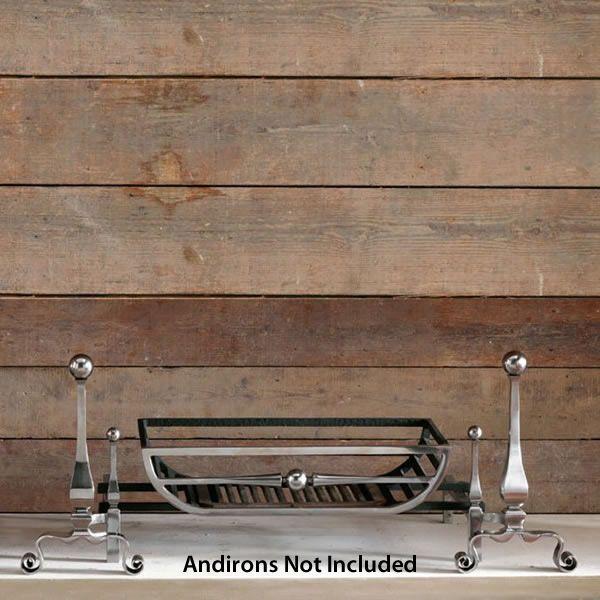 "Morris Fire Basket For Andirons - 22"" image number 1"